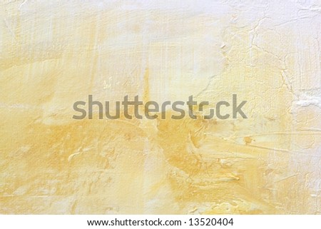 Abstract painted textured background in natural  color. Art is created and painted by photographer. - stock photo