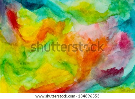 Abstract pastel background - stock photo