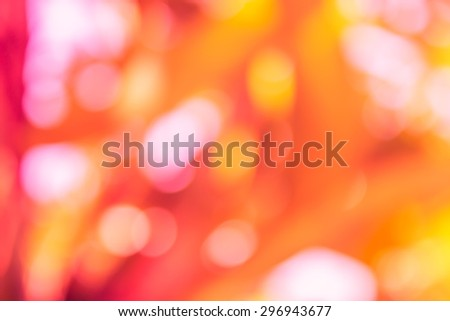 Abstract pastel blurred background.Backdrop with color and bright sun light. Summer holidays concept.bokeh background or Christmas background. - stock photo