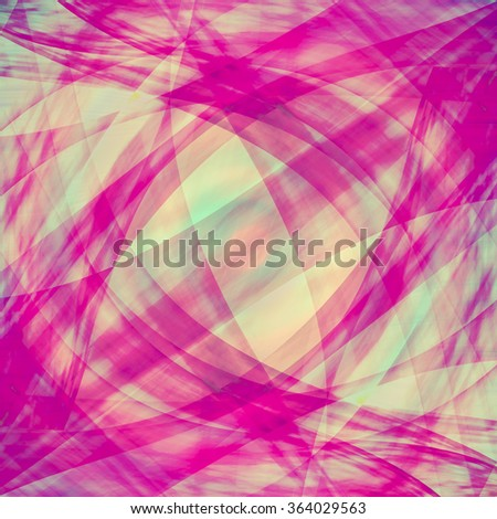 abstract  pink  and light green background - stock photo