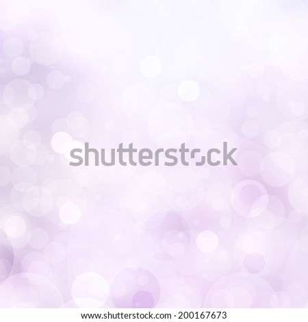 abstract pink background white glitter lights, round shapes in geometric circle background, sparkling fantasy dream background, bright white festive bubble background, blurred bokeh lights - stock photo