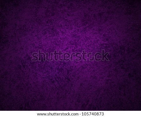 abstract purple background black design with vintage grunge background texture color and lighting, purple paper wallpaper for brochure or website background, elegant luxury - stock photo