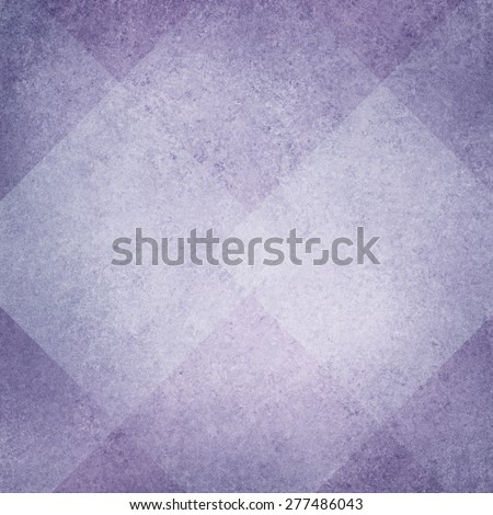 abstract purple background, white diamond abstract design, vintage texture - stock photo