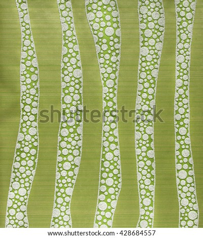 ABSTRACT RAISED PATTERN BACKGROUND - stock photo