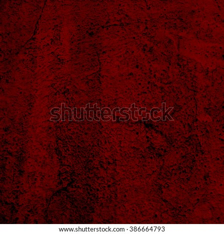 Abstract red background cement texture. vintage Wall - stock photo
