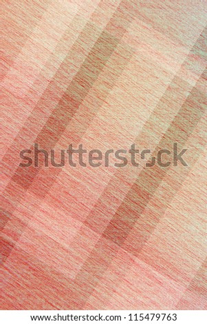 Abstract red background. Geometry. - stock photo