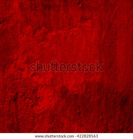 abstract red background texture concrete wall - stock photo
