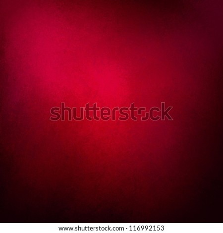 abstract red background with vintage grunge background texture design with elegant antique paint on wall illustration for Christmas paper, or pink background template, grungy old background red paint - stock photo