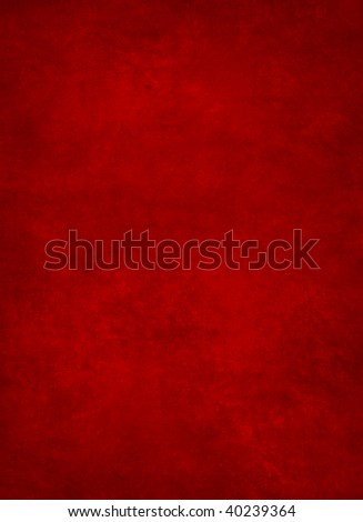 Abstract red grungy background texture - stock photo
