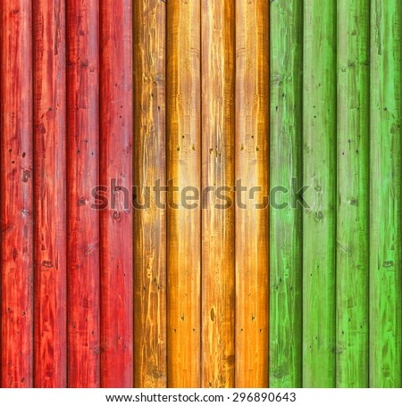 abstract reggae colour background - stock photo