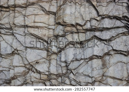 Abstract Rocks Background - stock photo