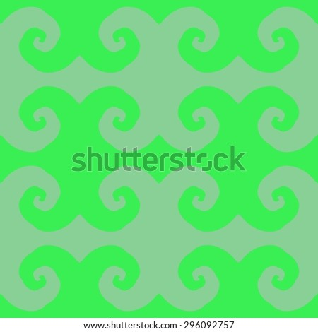 Abstract seamless pattern with motif of psychedelic optical illusion - false gradient - stock photo