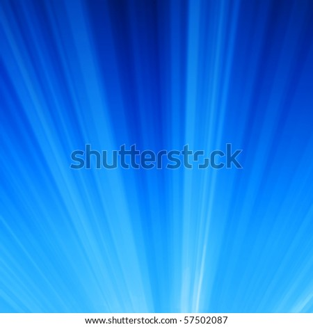 Abstract shiny background. Image based on my own 3d scene - stock photo