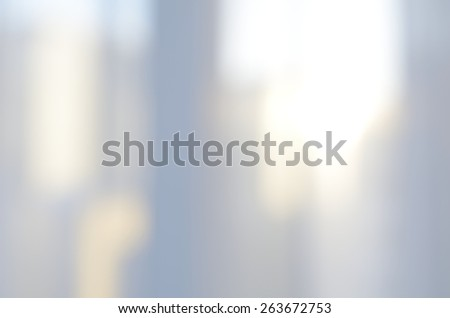 Abstract soft background with sunlight - stock photo