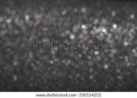 Abstract sparkling disco background - stock photo