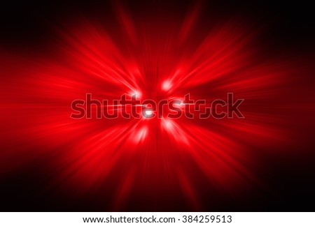 Abstract speed lines background. dark red Radial motion move blur.zooming effect. - stock photo