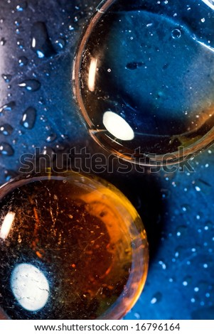 Abstract still life background - stock photo