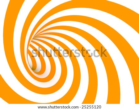 Abstract striped 3d the image for a background - stock photo