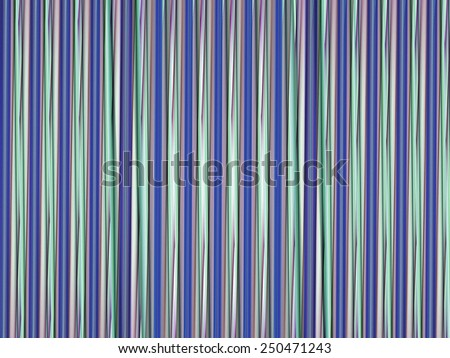 Abstract Stripes - stock photo
