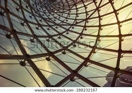 Abstract structure - stock photo