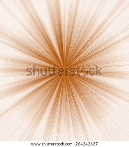 Abstract sunburst background - stock photo