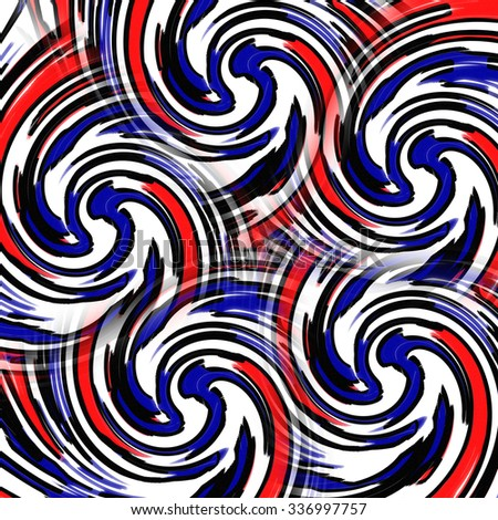 Abstract swirl background for your design.  - stock photo