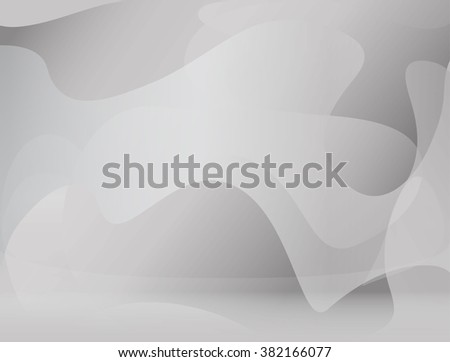 Abstract technology background with waves design jpeg version - stock photo