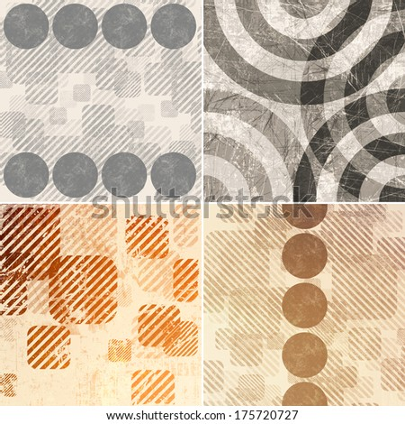 Abstract texture - stock photo