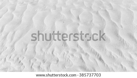abstract texture line wave in oman the old desert  and the empty quarter  - stock photo