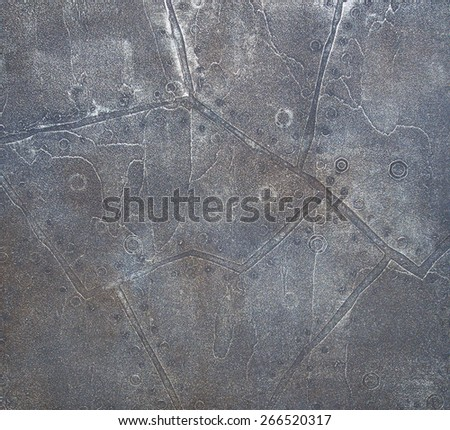 Abstract texture of hand-designed - stock photo
