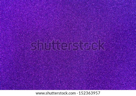 Abstract violet glitter background - stock photo
