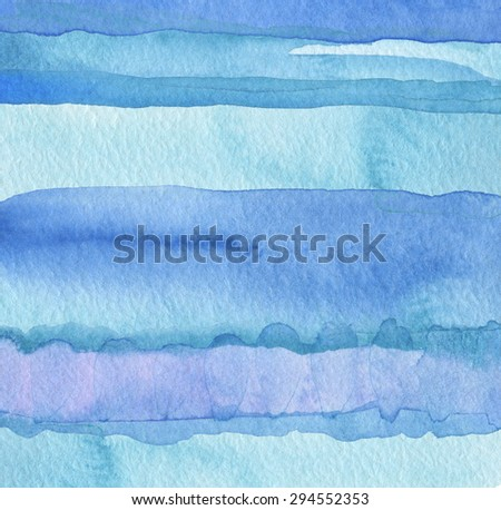 Abstract watercolor strip painted background. Texture paper . - stock photo