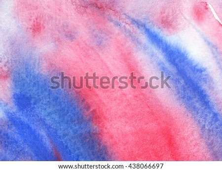 Abstract watercolor texture background. Hand paint texture, watercolor textured backdrop. - stock photo