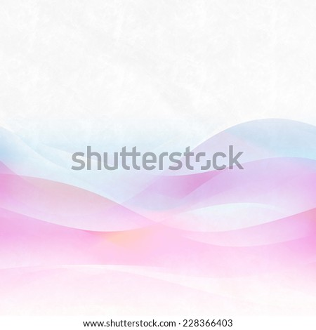 Abstract Waves Background  business Smoke pink  - stock photo