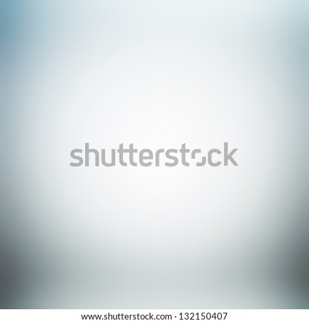 Abstract white gray background - stock photo