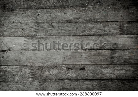 Abstract wooden background - stock photo