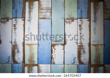 abstract wooden texture - stock photo