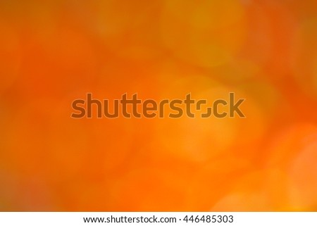 Abstract yellow and orange background - stock photo