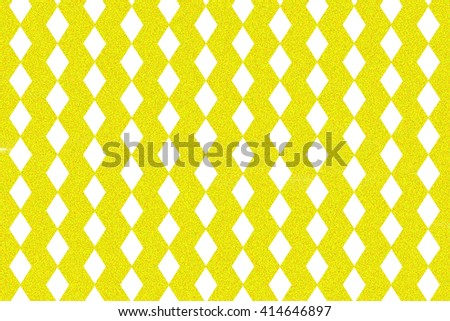 Abstract yellow  line  pattern texture background. Graphic art design. - stock photo