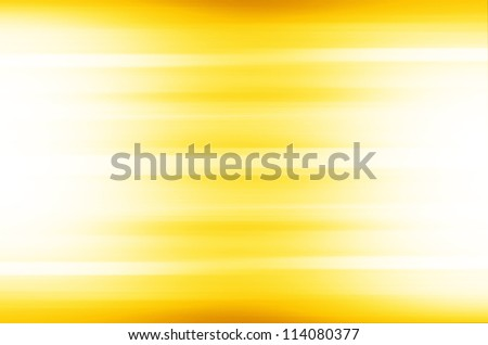 abstract yellow lines background. - stock photo