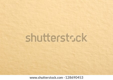 abstract yellow paper background with grunge background texture - stock photo