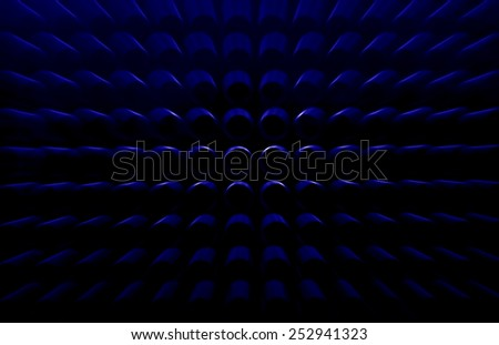 Abstract zoom out background - stock photo