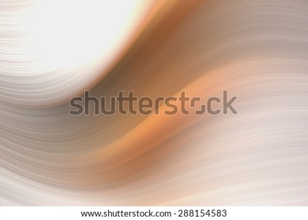 abstraction background curve fan - stock photo