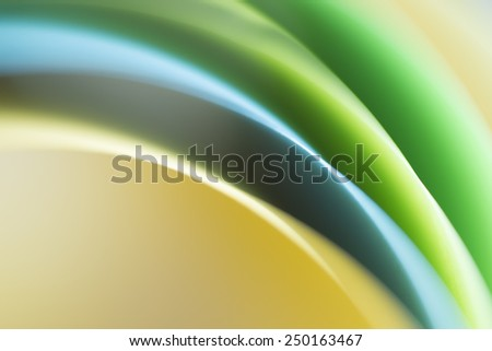 Abstraction from color paper as a background - stock photo