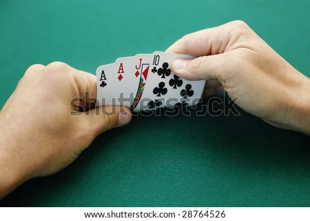 are aces high or low in poker