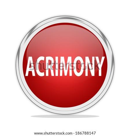 Acrimonious - Word Tutor Acrimonious - YouTube