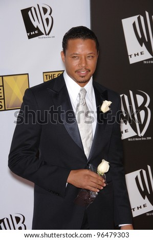 Actor TERRENCE HOWARD at the 11th Annual Critics' Choice Awards in Santa Monica, presented by the Broadcast Film Critics Association. January 9, 2006  Santa Monica, CA  2006 Paul Smith / Featureflash - stock photo