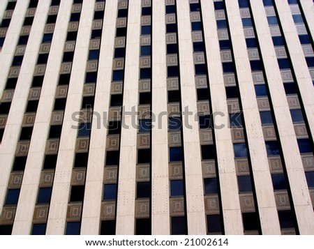 Adelaide Office Building - stock photo