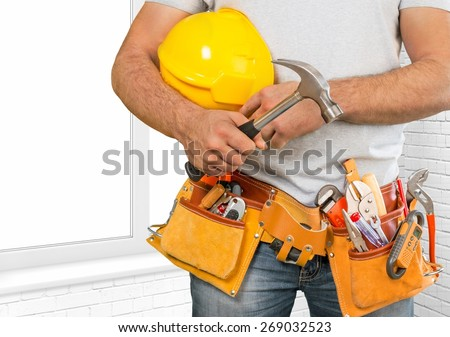 Adjustable, background, belt. - stock photo