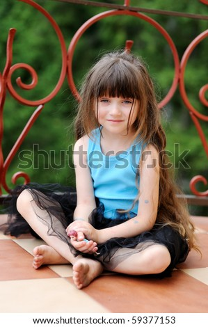 girl little very young stock photos images  pictures